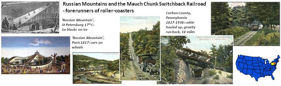 Mauch Chunk Switchback Railroad