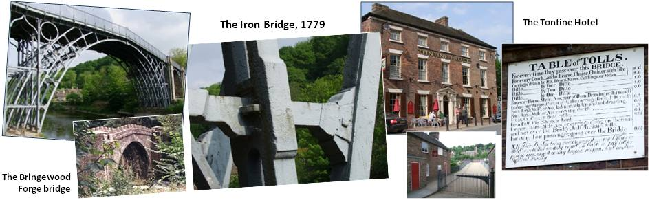 The Iron Bridge composite