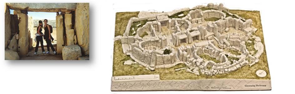 Maltese Temples composite