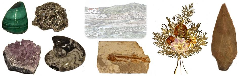Antiquarian souvenirs