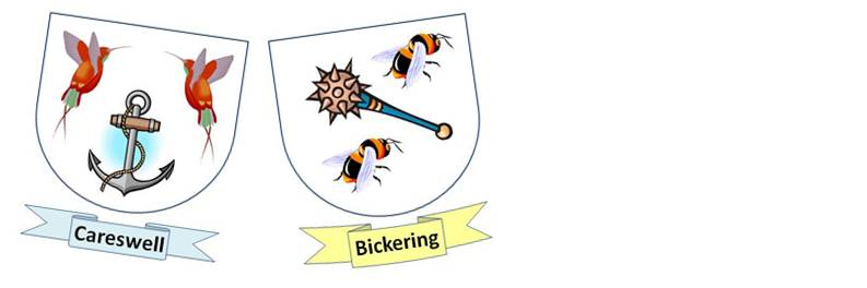 Bickering and Careswell Shields