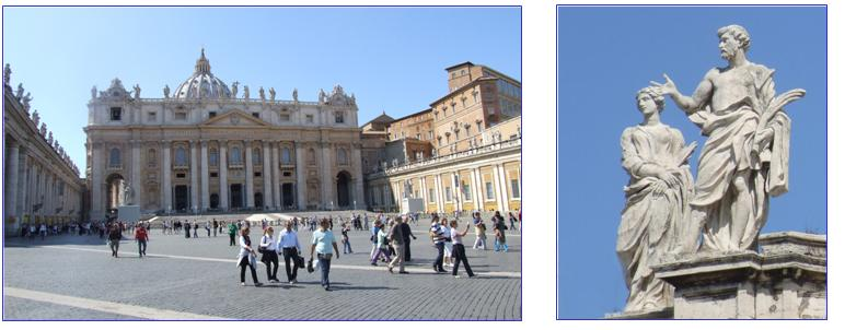 St Peter's, Rome