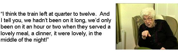 Florence Waite - reminiscence