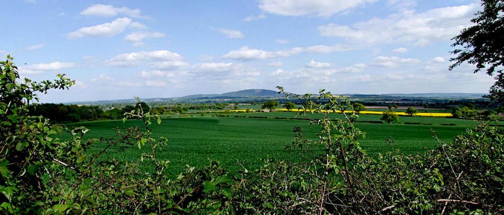 Wrekin Panorama