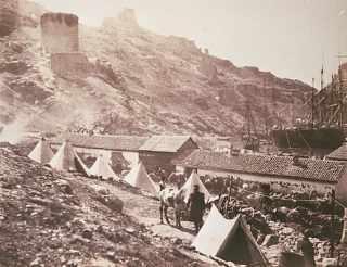 Roger Fenton - Photo of Balaclava, 1855