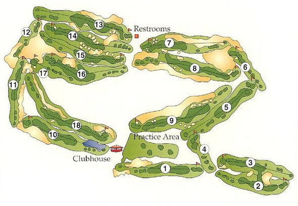 HR Golf Course