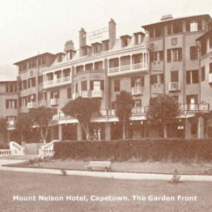 Mount Nelson Hotel, Cape Town, South Africa