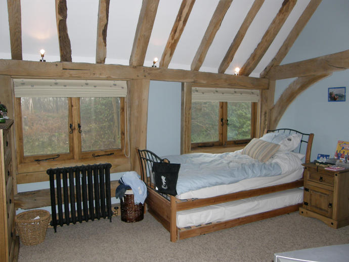 Hazza's bedroom