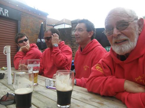 Jack, David, Nige, Squire. 3 Generations