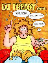 Fat Freddie