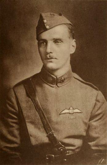 2nd Lieutenant Max Arthur Eugene Cremetti, R.F.C, 1892-1917
