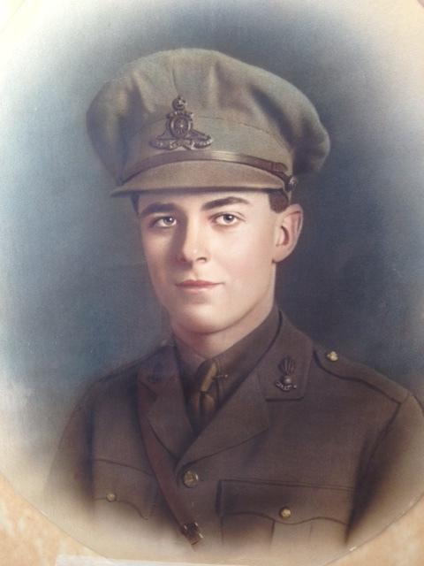 Lieutenant Philip Frederick Howard Simon, circa 1918-1922