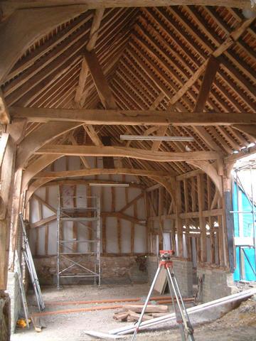 The Thakeham barn