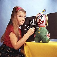 Test Card, for those old enough to remember!!