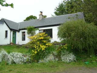The Govans' cottage