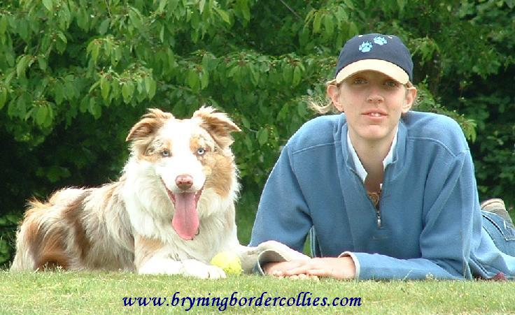 Easter 2003 (flyball comp at Eggborough)