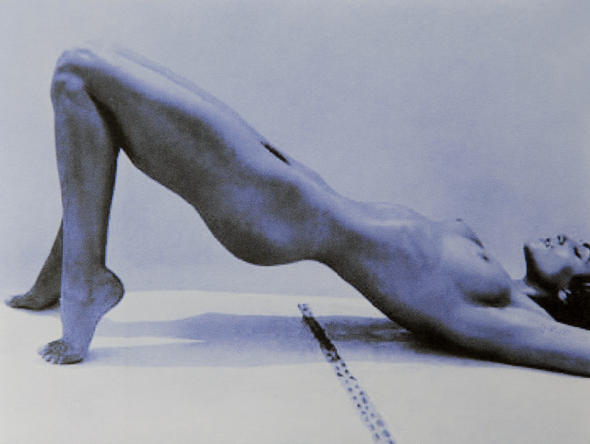 """""""Cindy Crawford, Nude"""" by Herb RITTS"""