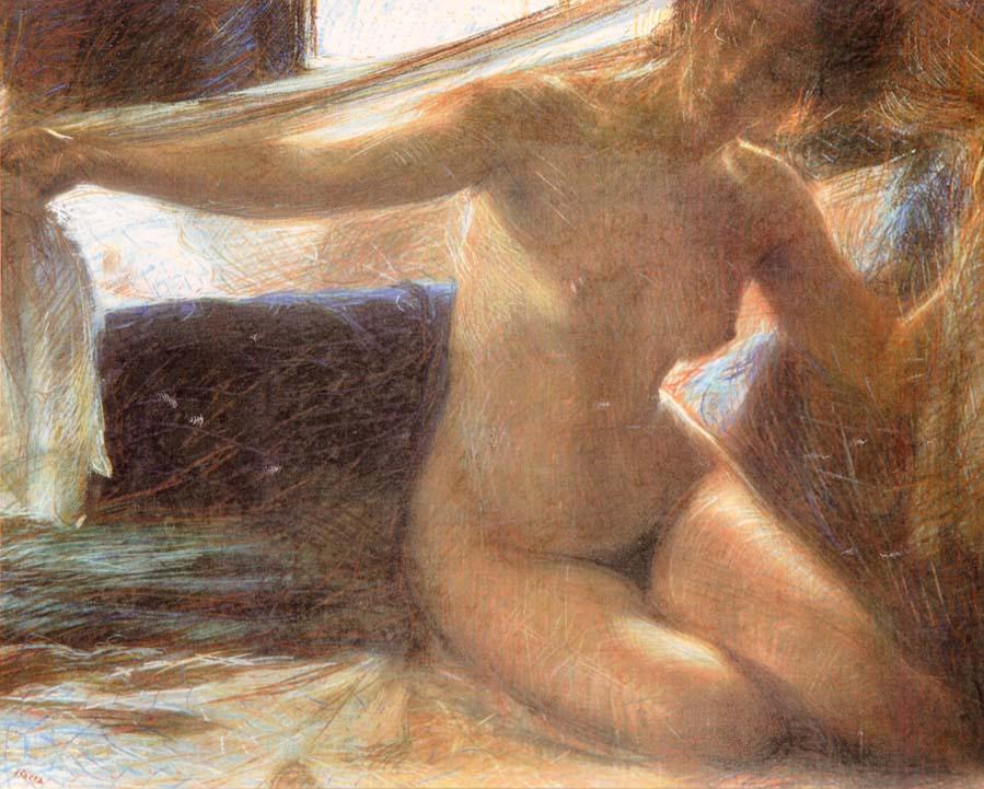 """The Unveiling"" by Giacomo BALA"