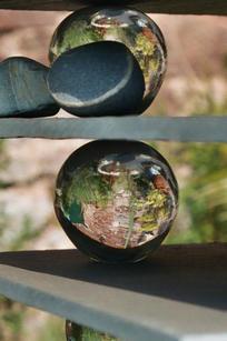 OurGlass Garden Sculpture