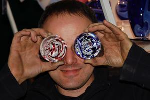 Lee James & Round Weights Nov 2006