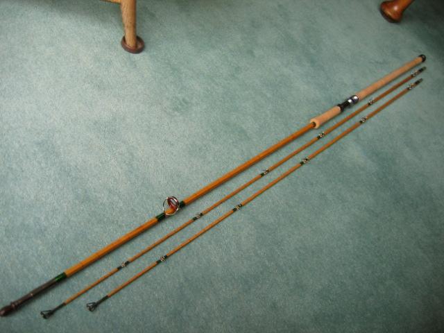 Complete rod
