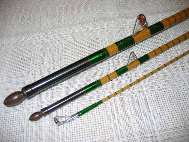 Ferrules with Rosewood stoppers