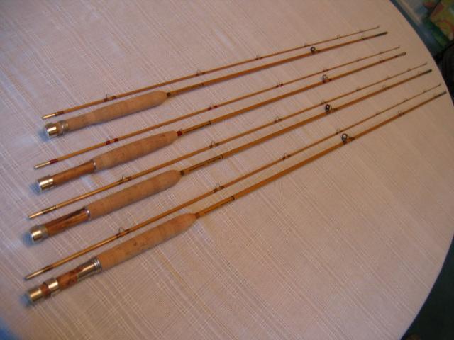 Four rods