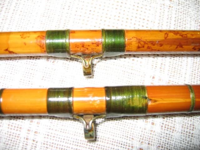 Hardy roach rods