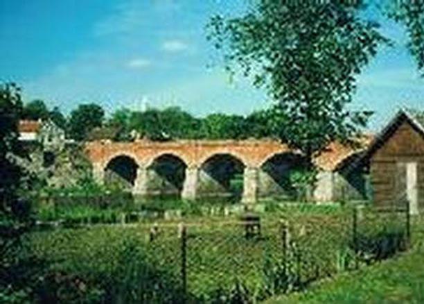 Bridge over the Venta