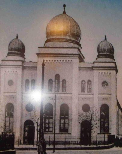Libau Choral synagogue