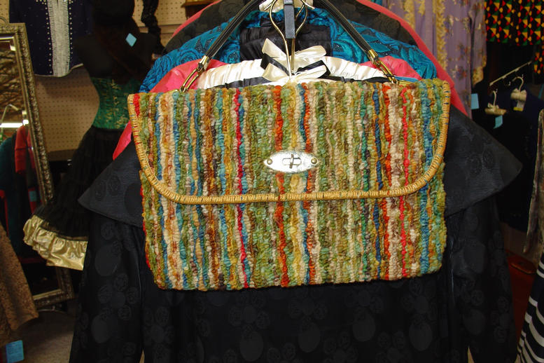 Berber Carpet Purse