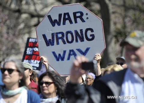 war, wrong way