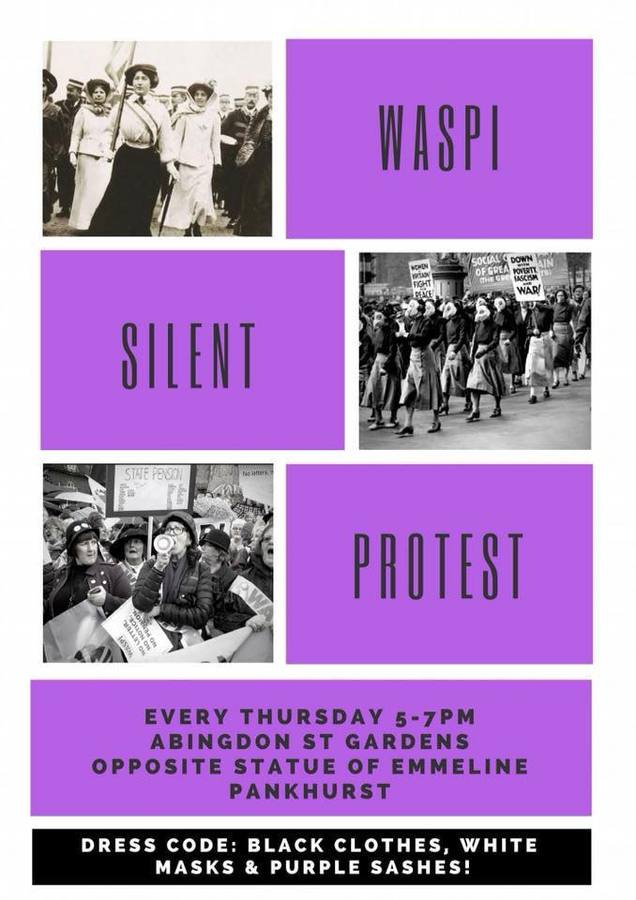 waspi london every thurs