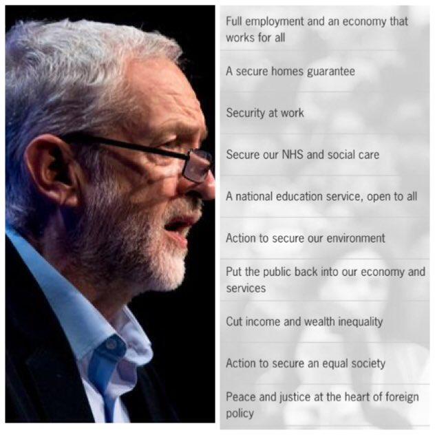Labour's Ten Pledges