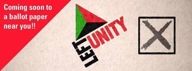 LEFT UNITY BANNER