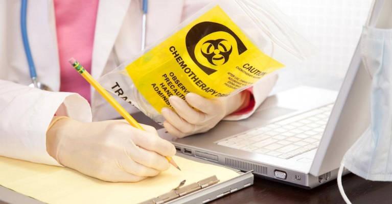 chemo toxic danger