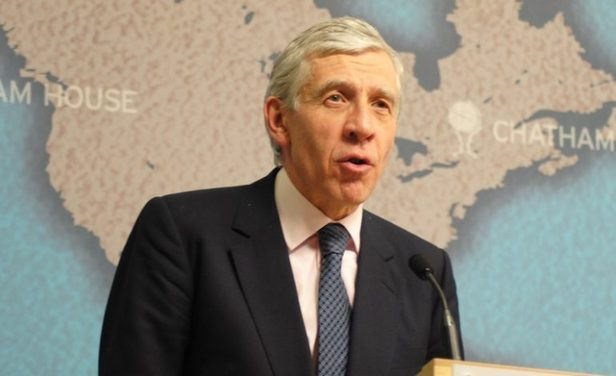 Jack Straw - War Criminal