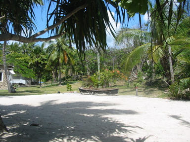 Beach and Gardens
