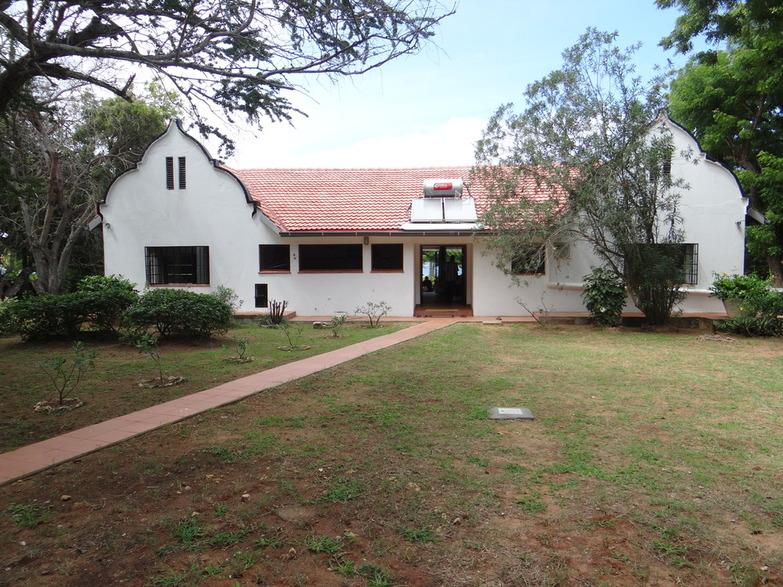 Bahati House Entrance