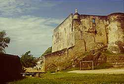 Fort Jesus at Mombasa