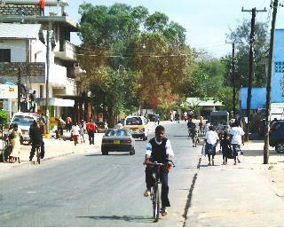 Main Street Kilifi