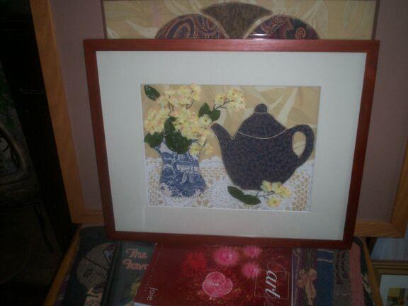 The Teapot Still Life