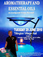 Aromatherapy talk in Tillington, Surrey