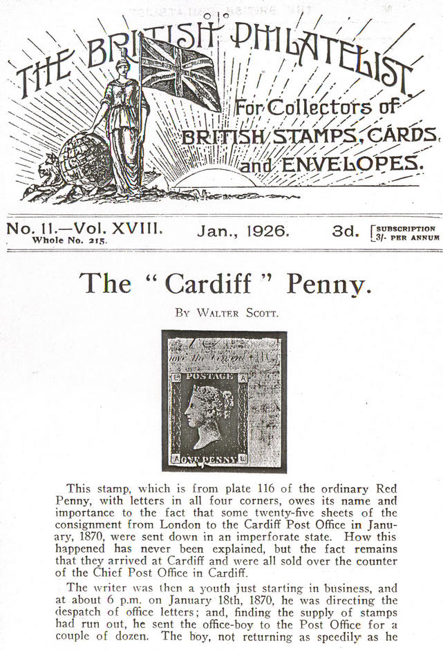 Cardiff Penny
