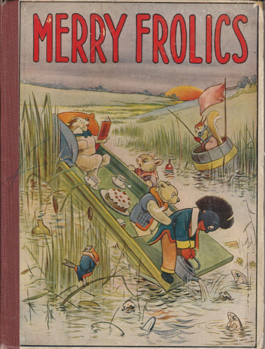 Merry Frolics.