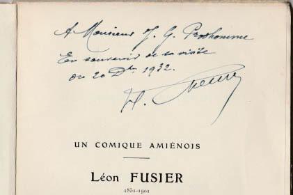 Leon Fusier.