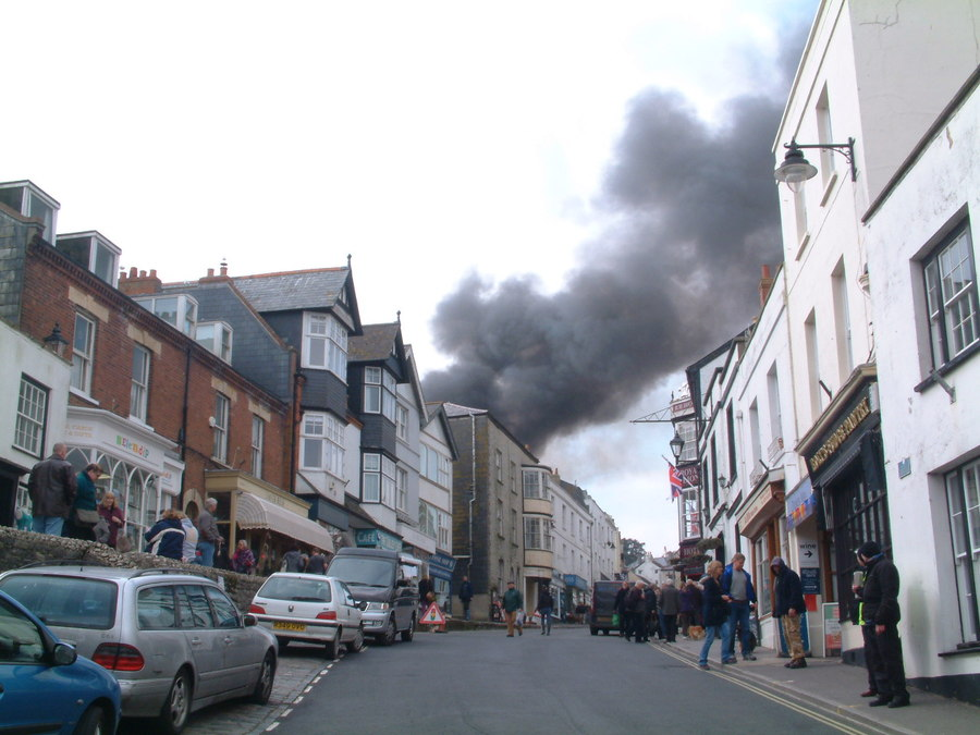 Regent Cinema Fire