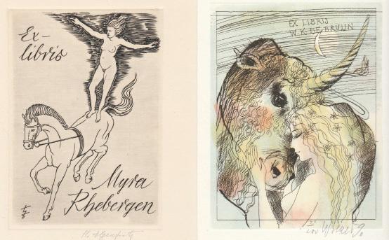 Ex Libris Erotici.