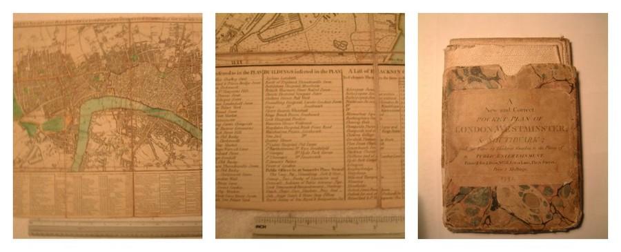 Drew Map 1793