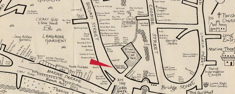 Our Bookshop Location.